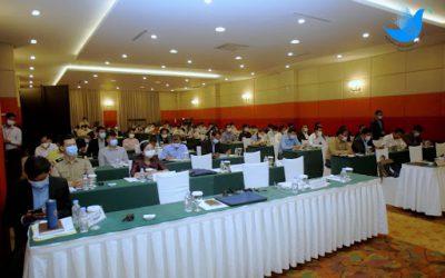 "19th January 2021, Hybrid Forum on ""Internet Safety during COVID-19 Pandemic"", RaingSap, Sokha Phnom Penh Hotel and Residence"
