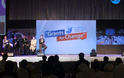 Grants for Change, Centara Grand at Central Plaza Ladprao Bangkok